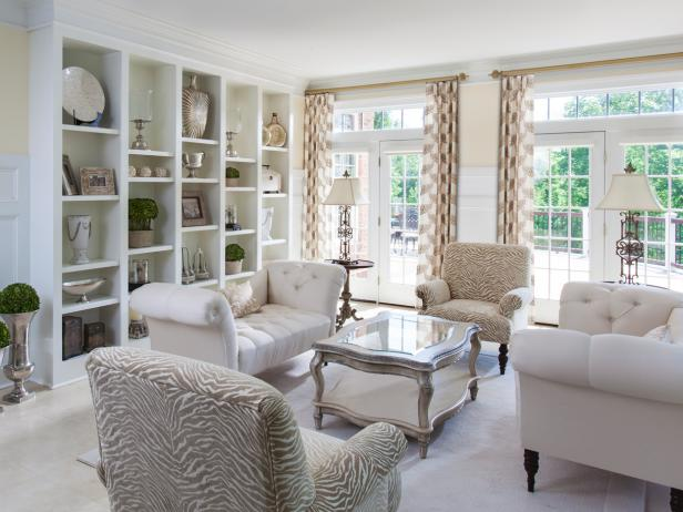 Traditional Living Room Furniture, Decor & Ideas