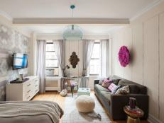 Studio Apartment Packs Big Style Punch