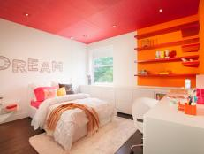 Bold Color in Mod, Functional Kid's Room