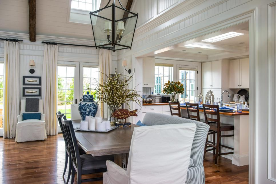 HGTV Dream Home 2015 Dining Room