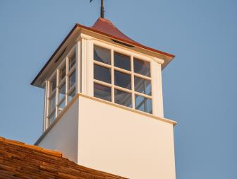 Weather Vane and Cupola