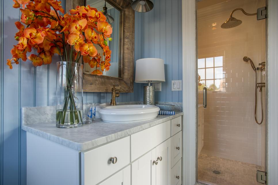 Coastal Bathroom Tile Ideas: Rooms Viewer