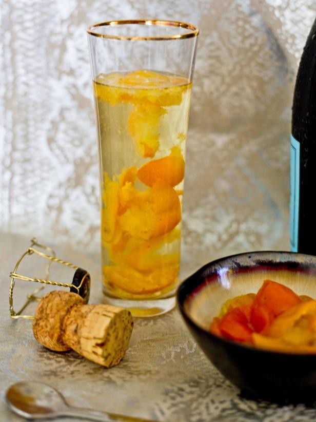 Kumquat Bellini