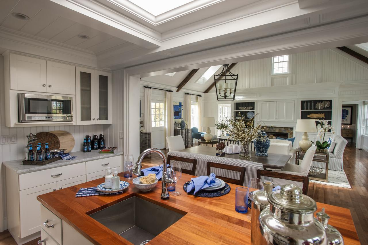 clever and coastal get to know the kitchen triangle hgtv dreams hgtv dream home 2015 kitchen