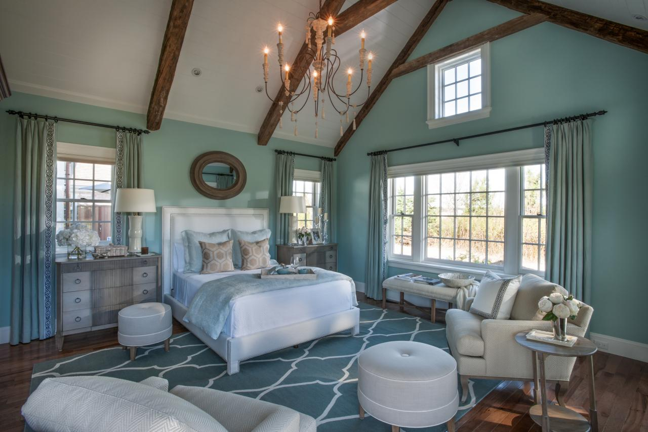 Cape cod landscapes and outdoor spaces at hgtv dream home for Master bedrooms