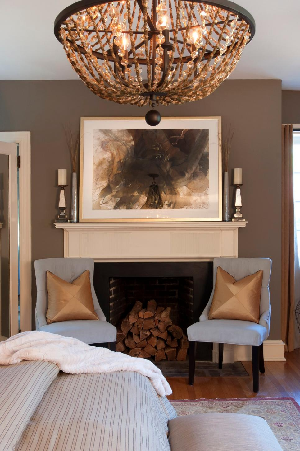 Tranquil Traditional Master Suite 2014 Hgtv