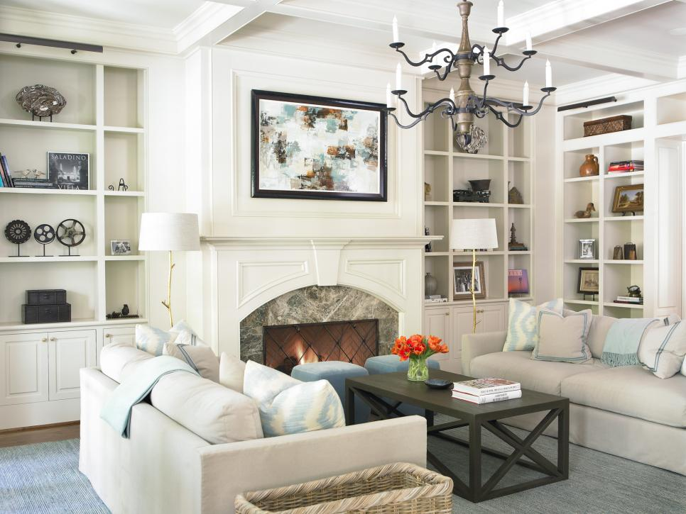 Home Blends Contemporary Style With French Country Elements ...