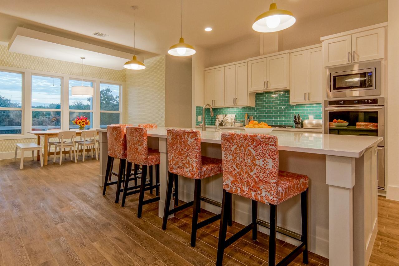 Uncategorized Kitchen Island Stools kitchen island bar stools pictures ideas tips from hgtv white with blue tile backsplash
