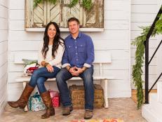 Chip and Joanna Gaines of Fixer Upper