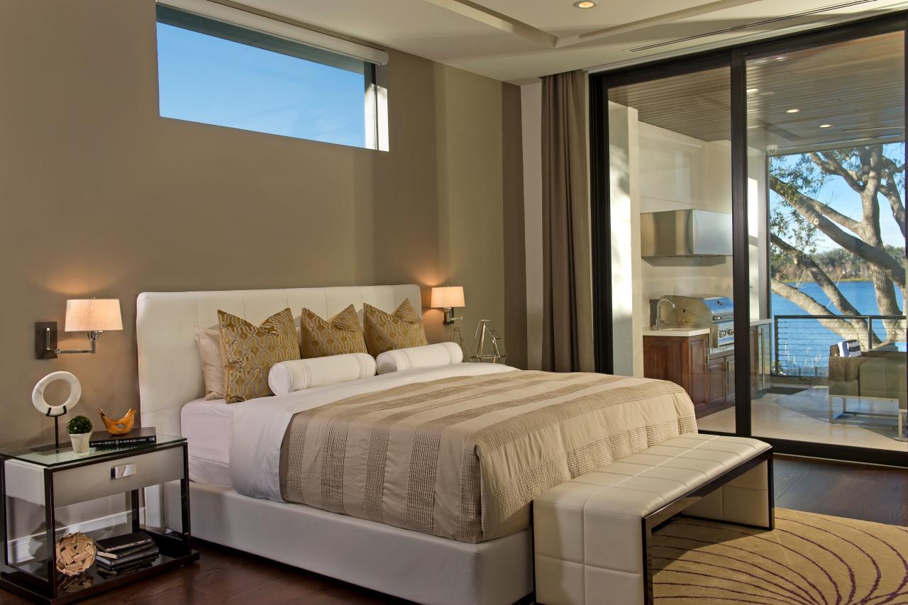 Warm Master Bedroom Photo Page | HG...