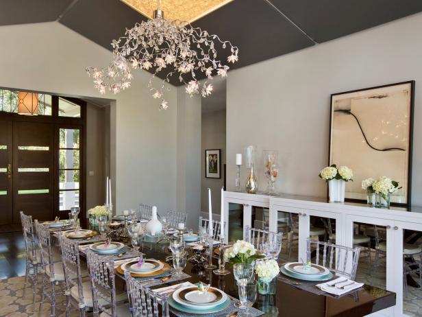 dining room designs ideas hgtv