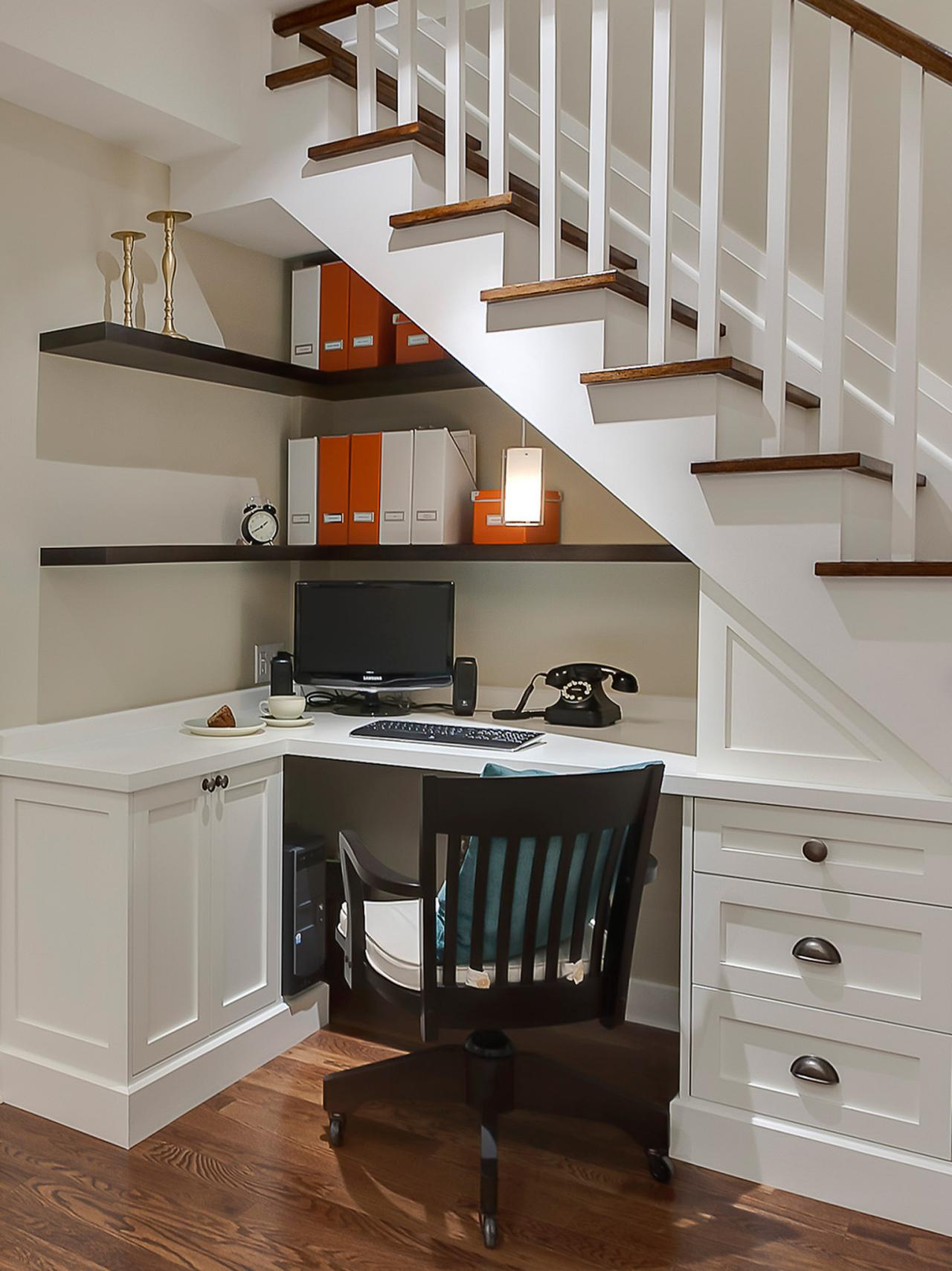 8 Steps To A Paperless Home Office Hgtv