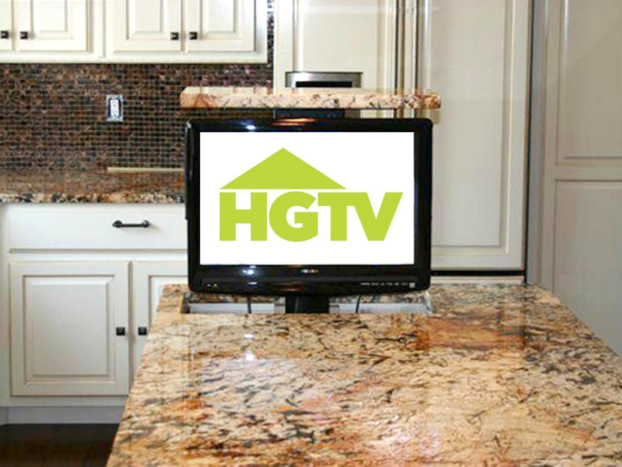 Tv In Kitchen Kitchen 20 Smart Updates For A More Efficient Kitchen Hgtv