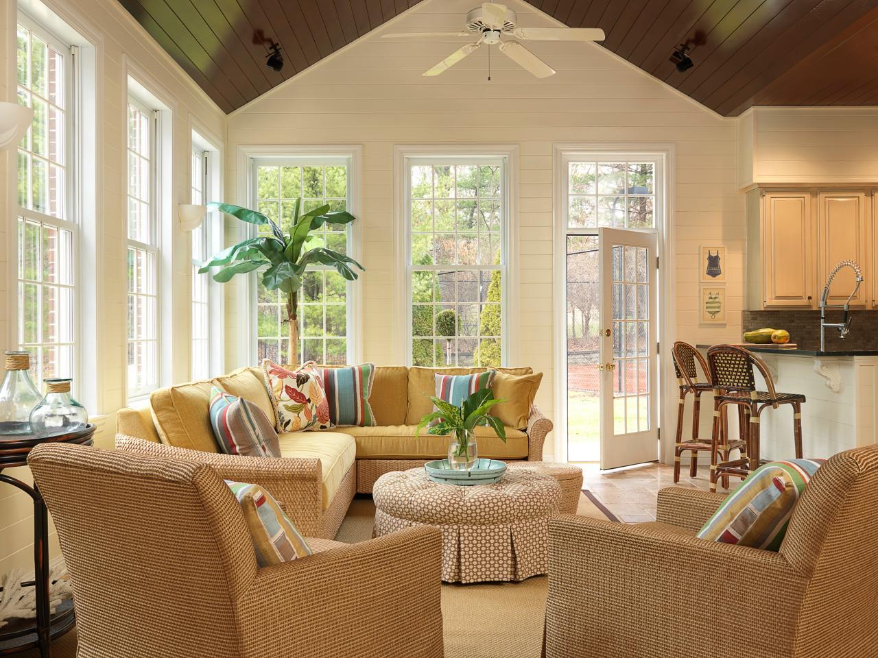 terrific tropical living room | Photo Page | HGTV