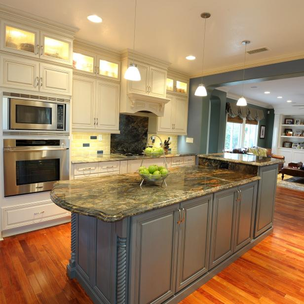 Transitional Kitchens With White Cabinets: Photo Page