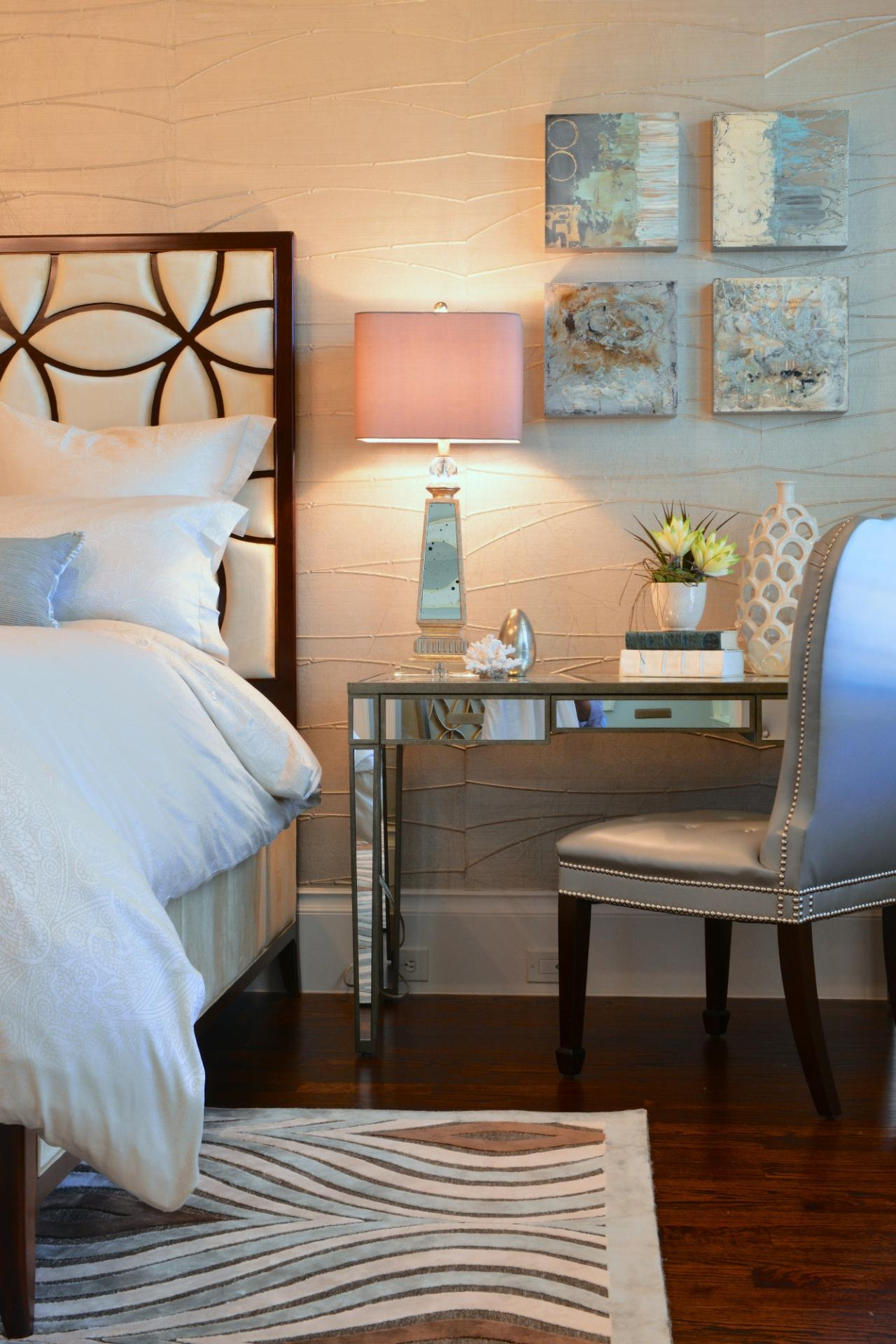 14 ideas for a small bedroom hgtv 39 s decorating design blog hgtv. Black Bedroom Furniture Sets. Home Design Ideas