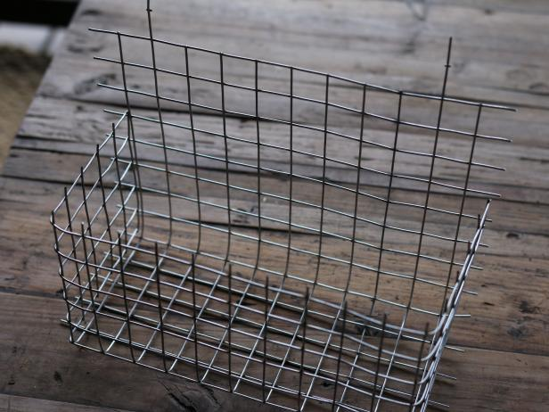 Cage Wire Storage Baskets