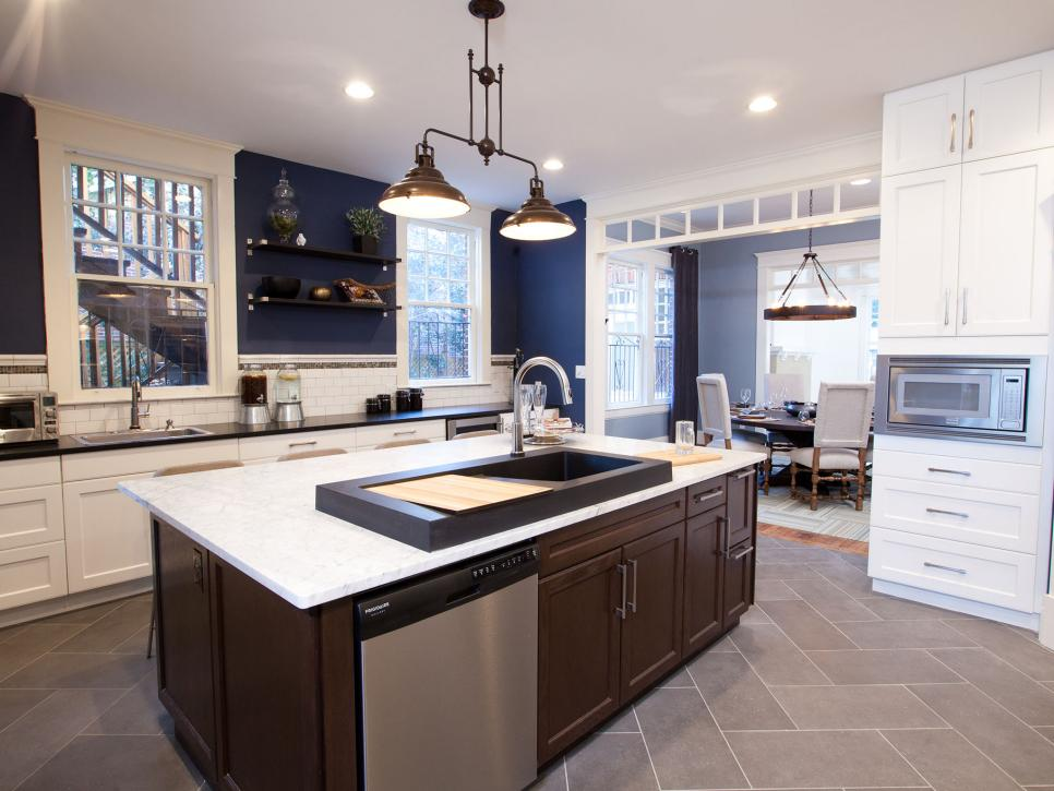 Rockin 39 renos from hgtv 39 s property brothers property - Hgtv property brothers kitchen designs ...