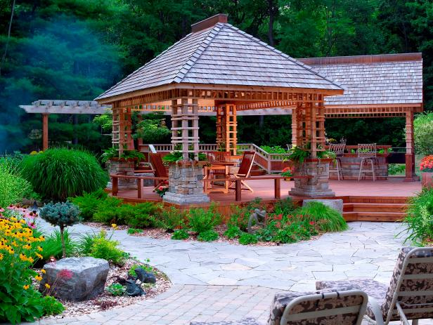 38 Backyard Pergola and Gazebo Design Ideas DIY