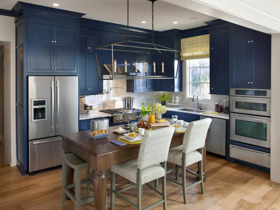 kitchen pictures from hgtv smart home 2014 29 photos - Lighting Ideas For Kitchen