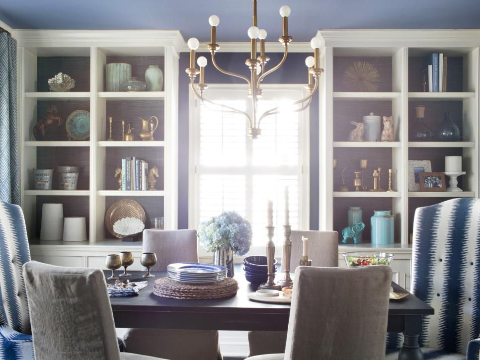 Formal dining rooms hgtv for Formal dining room ideas