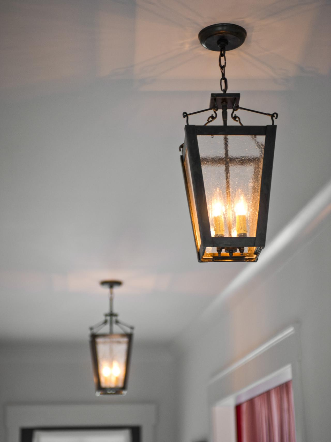 Foyer Lighting Lantern : Foyer pictures from hgtv smart home