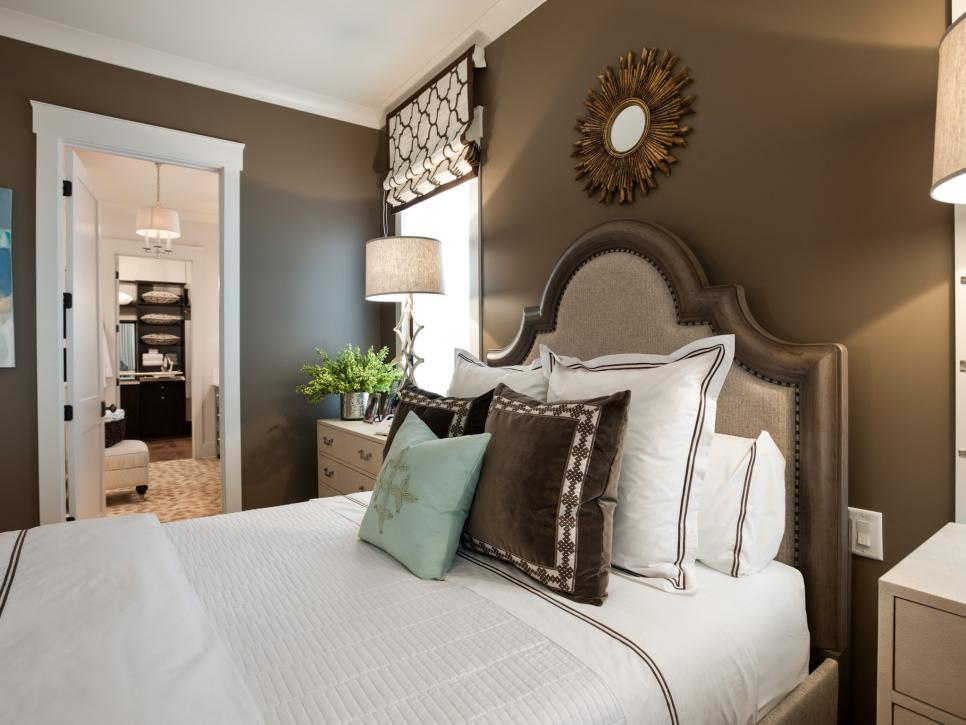 Master bedroom pictures from hgtv smart home 2014 hgtv for Hgtv bedroom designs