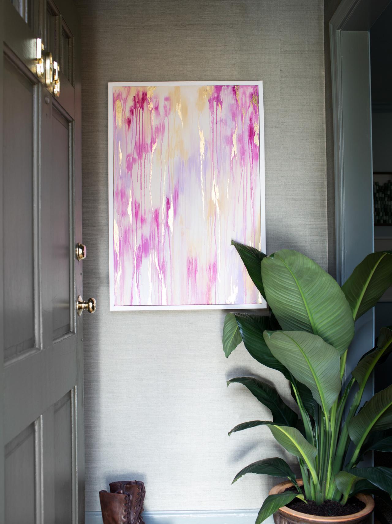 Canvas art ideas canvas wall art home wall decor ideas with canvas gold leafing with canvas art ideas solutioingenieria Image collections