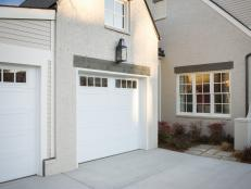 HGTV Smart Home Garage Exterior