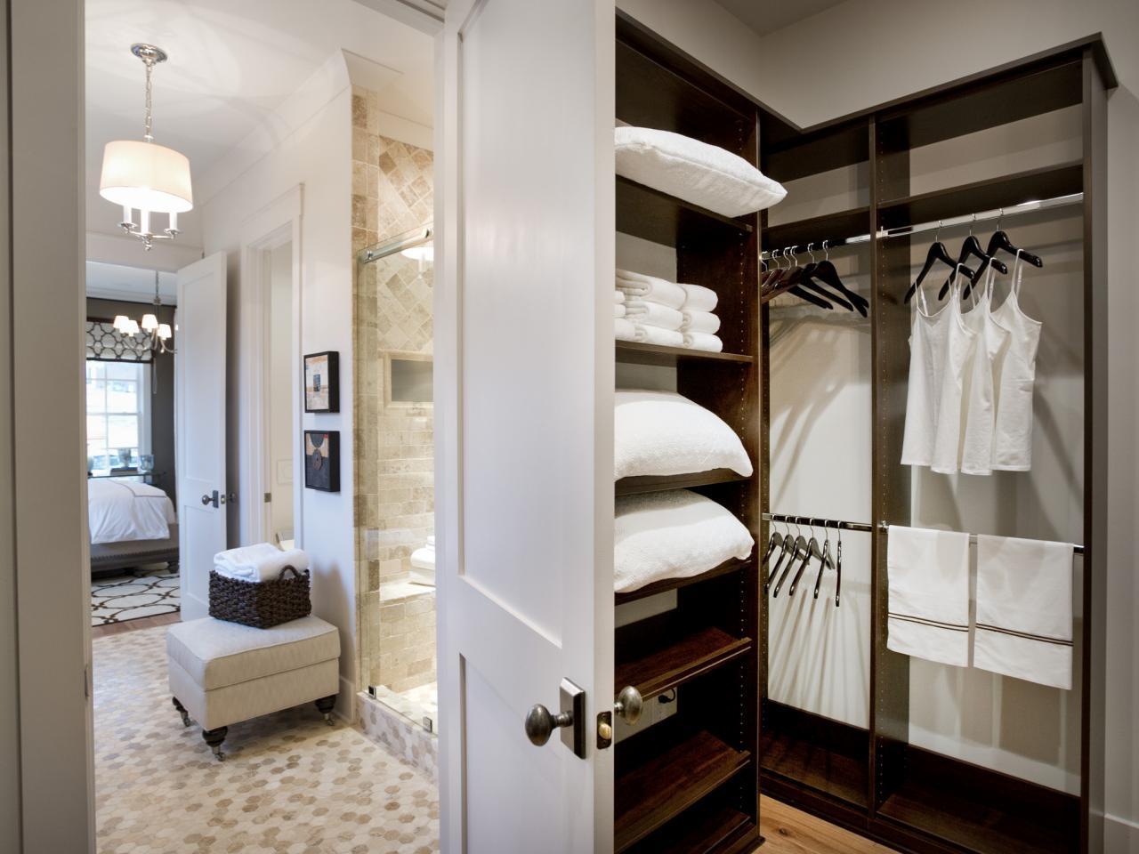 Photos hgtv for Master bath and closet ideas