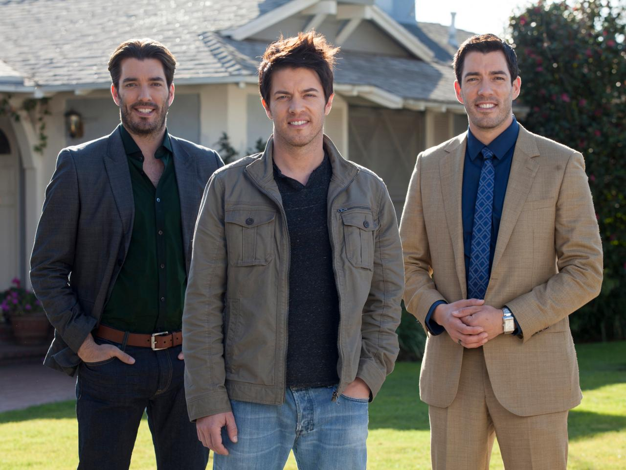 Pictures of the scott brothers brother vs brother on Who are the property brothers