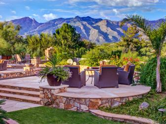 Outdoor Rooms & Ideas for Outdoor Living Spaces | HGTV