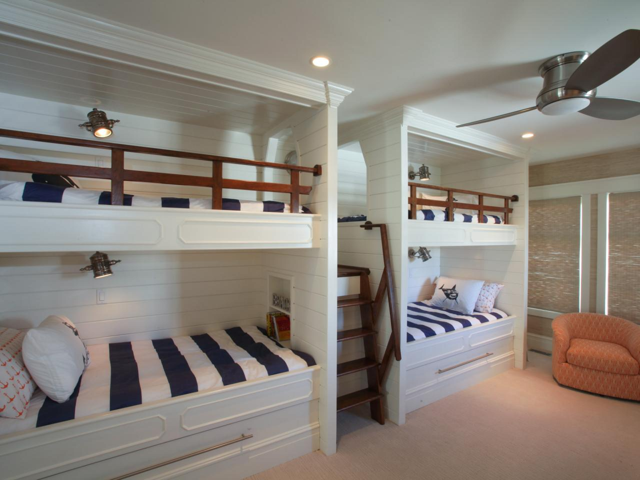 Photo page hgtv 4 beds in one room