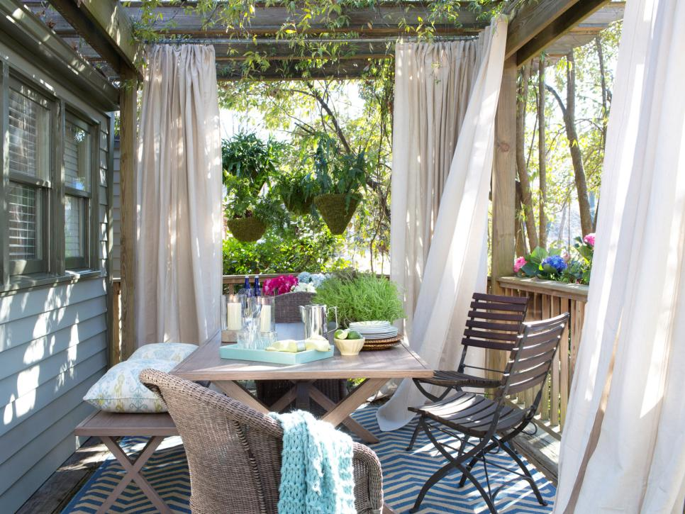 Outdoor Dining Room Ideas | HGTV