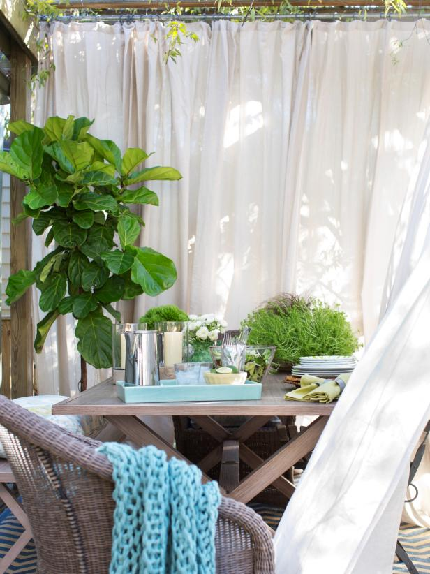 Outdoor Privacy Ideas | HGTV - photo#18