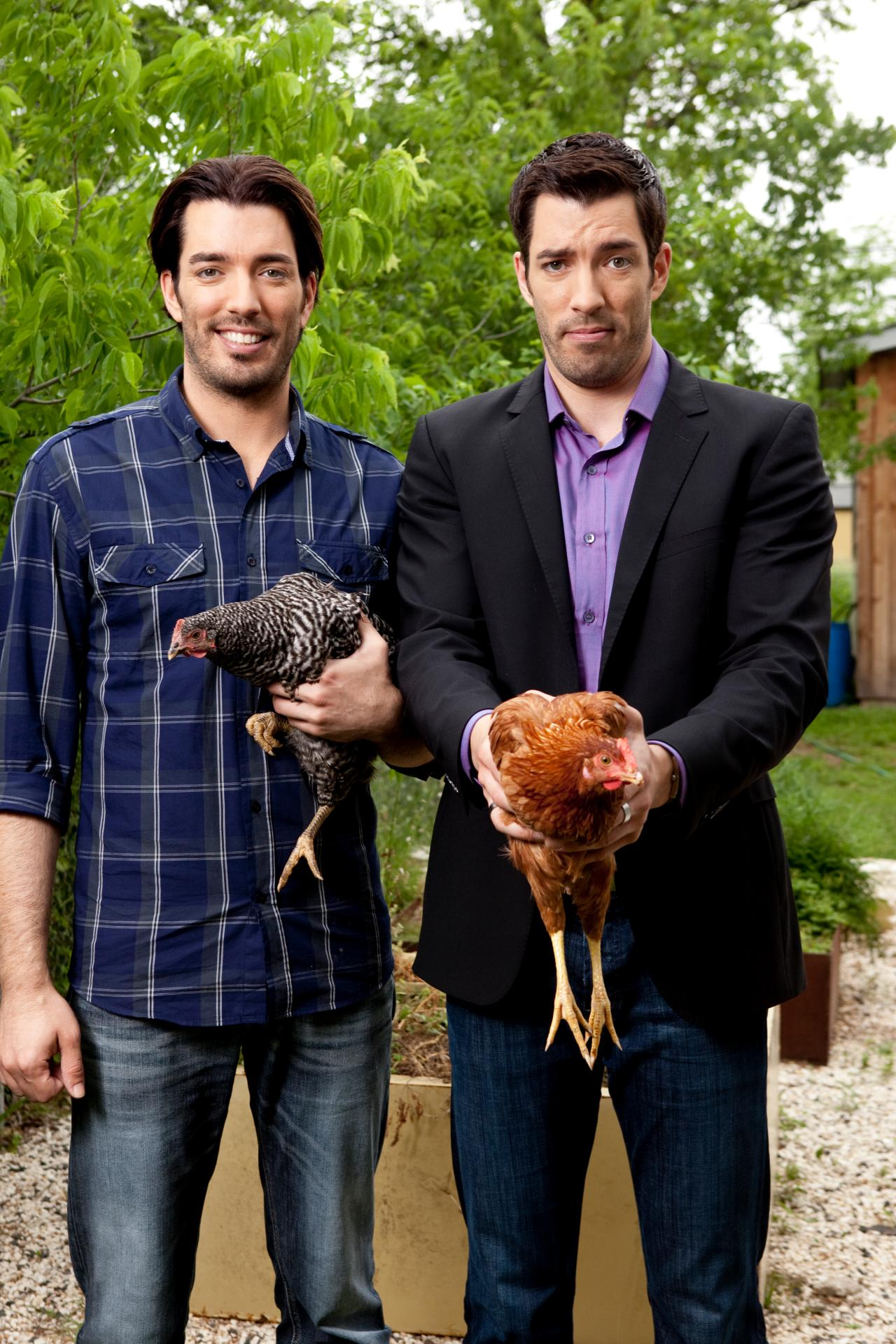 Property brothers hgtv Who are the property brothers