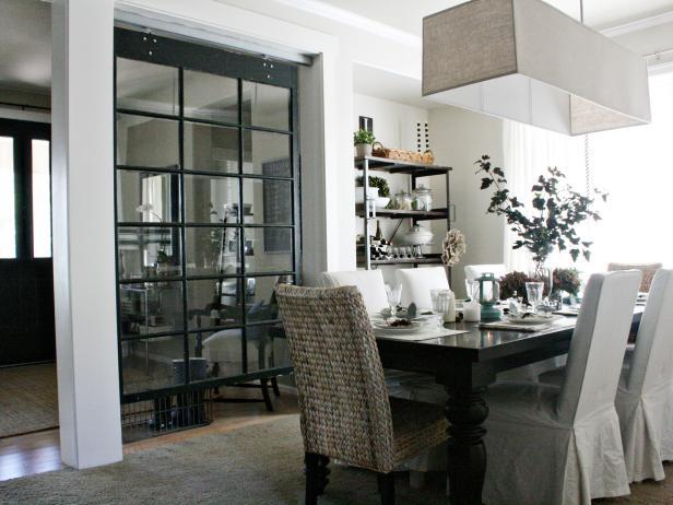 Photo page hgtv for Jones design company dining room