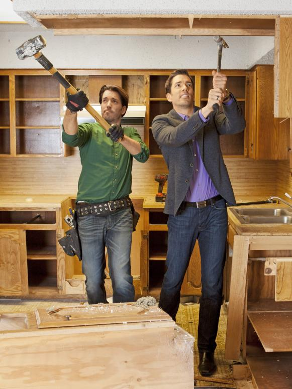 Property Brothers' Talk Renovation Mistakes
