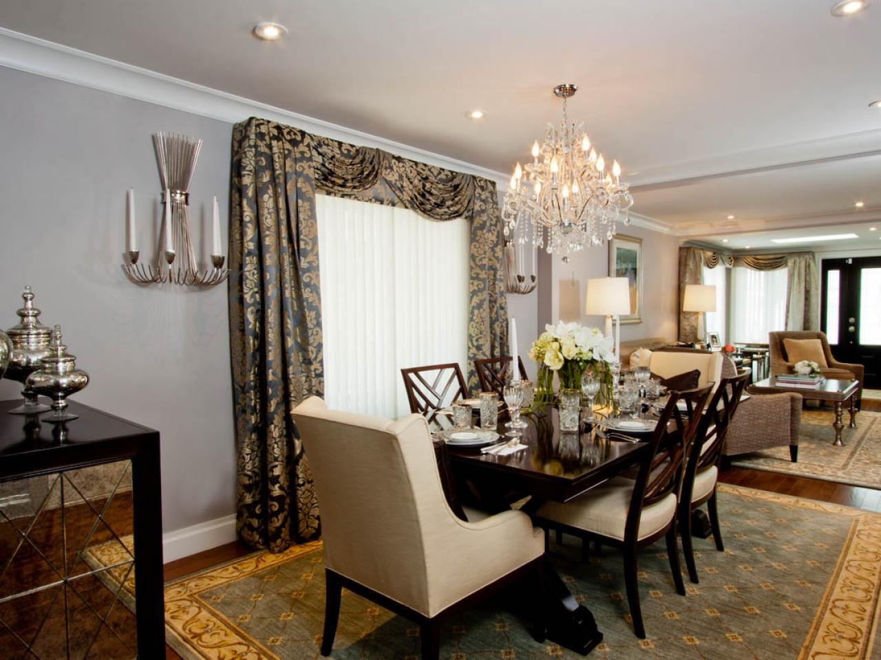 Hanging Light Fixtures For Dining Rooms Photo Page Hgtv