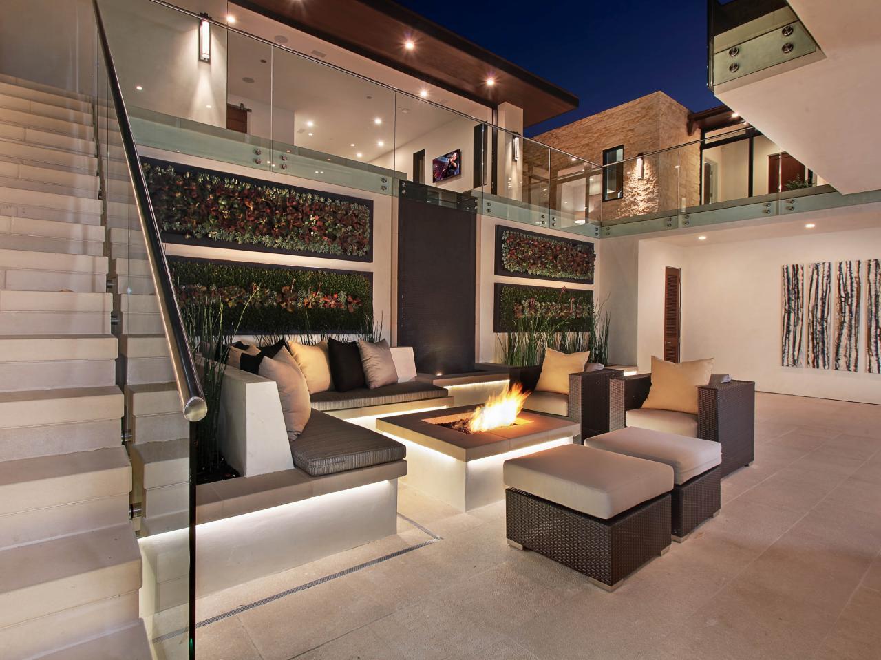 Fire Pit Design Ideas Outdoor Spaces Patio