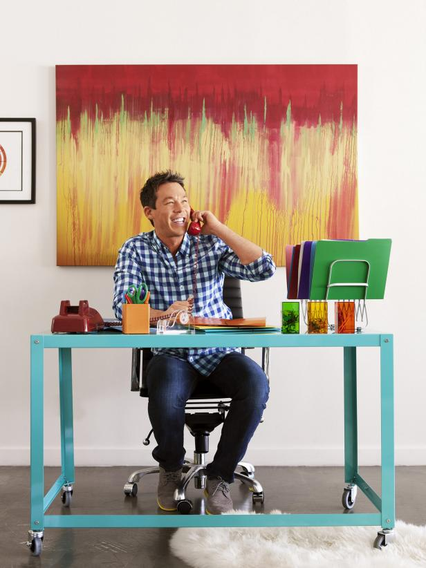 Color consultation with david bromstad hgtv for David hgtv designer