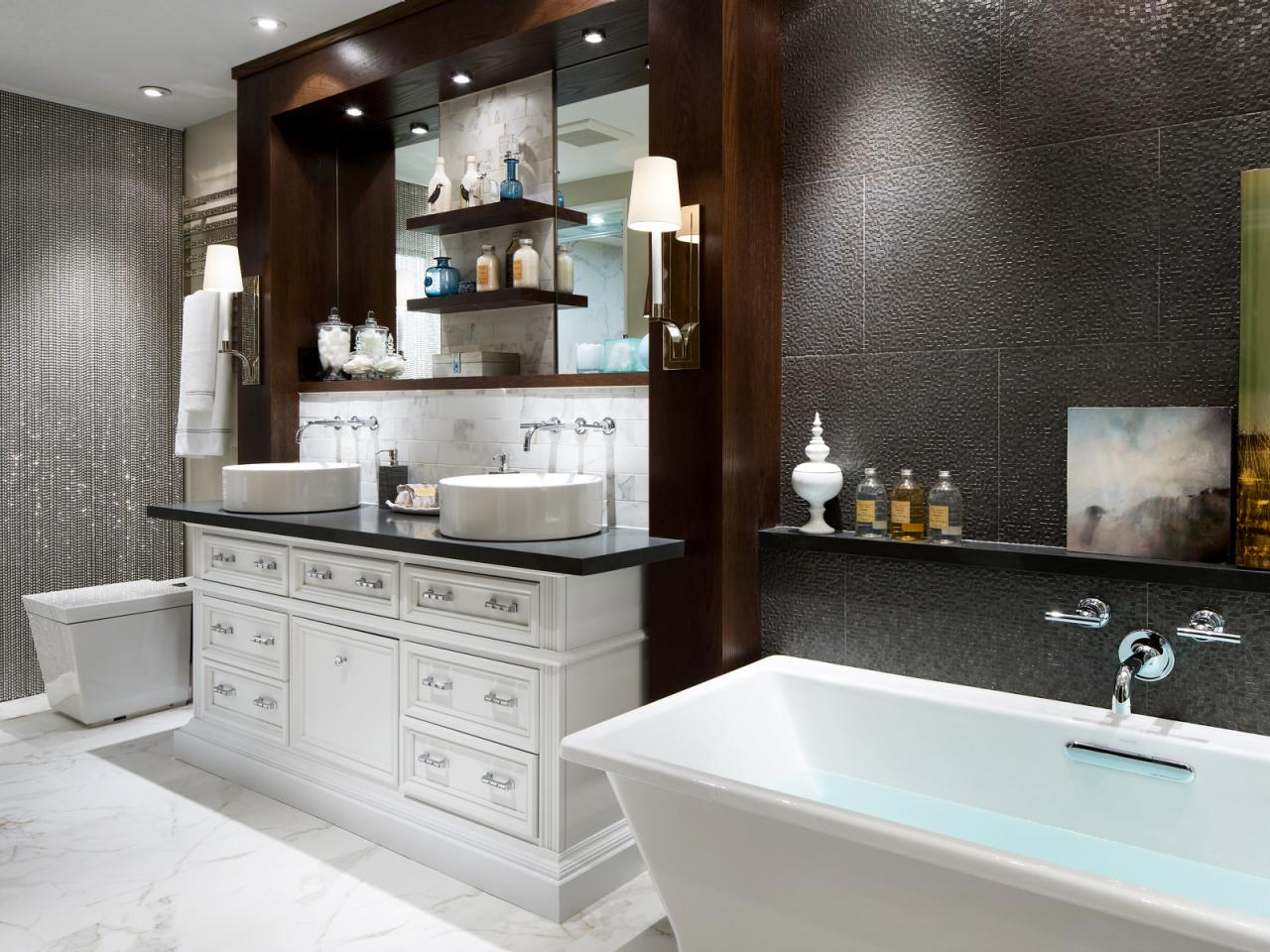 For This Stunning Bathroom Designer Candice Olson Of Candice Tells All