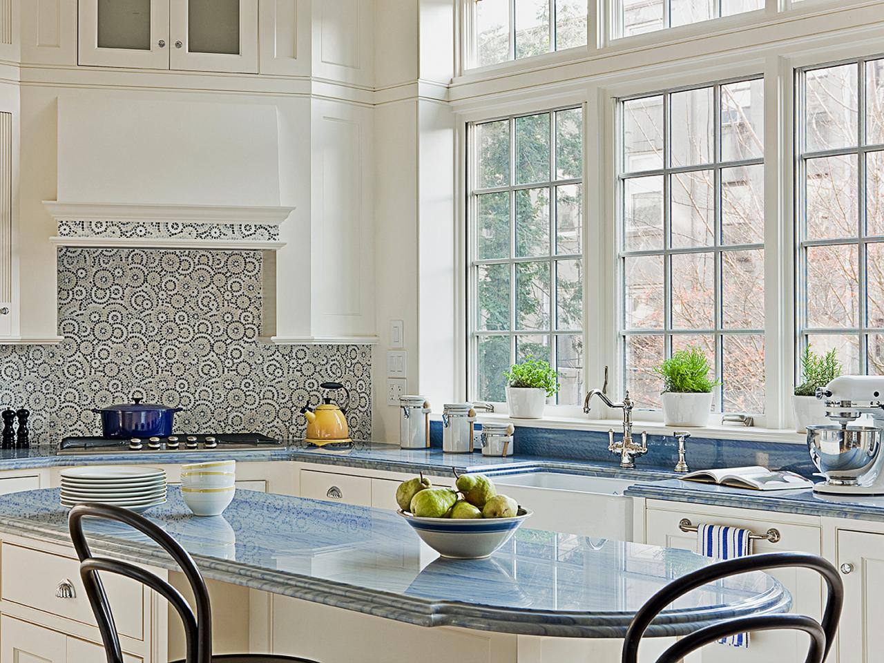 10 High End Kitchen Countertop Choices Ideas
