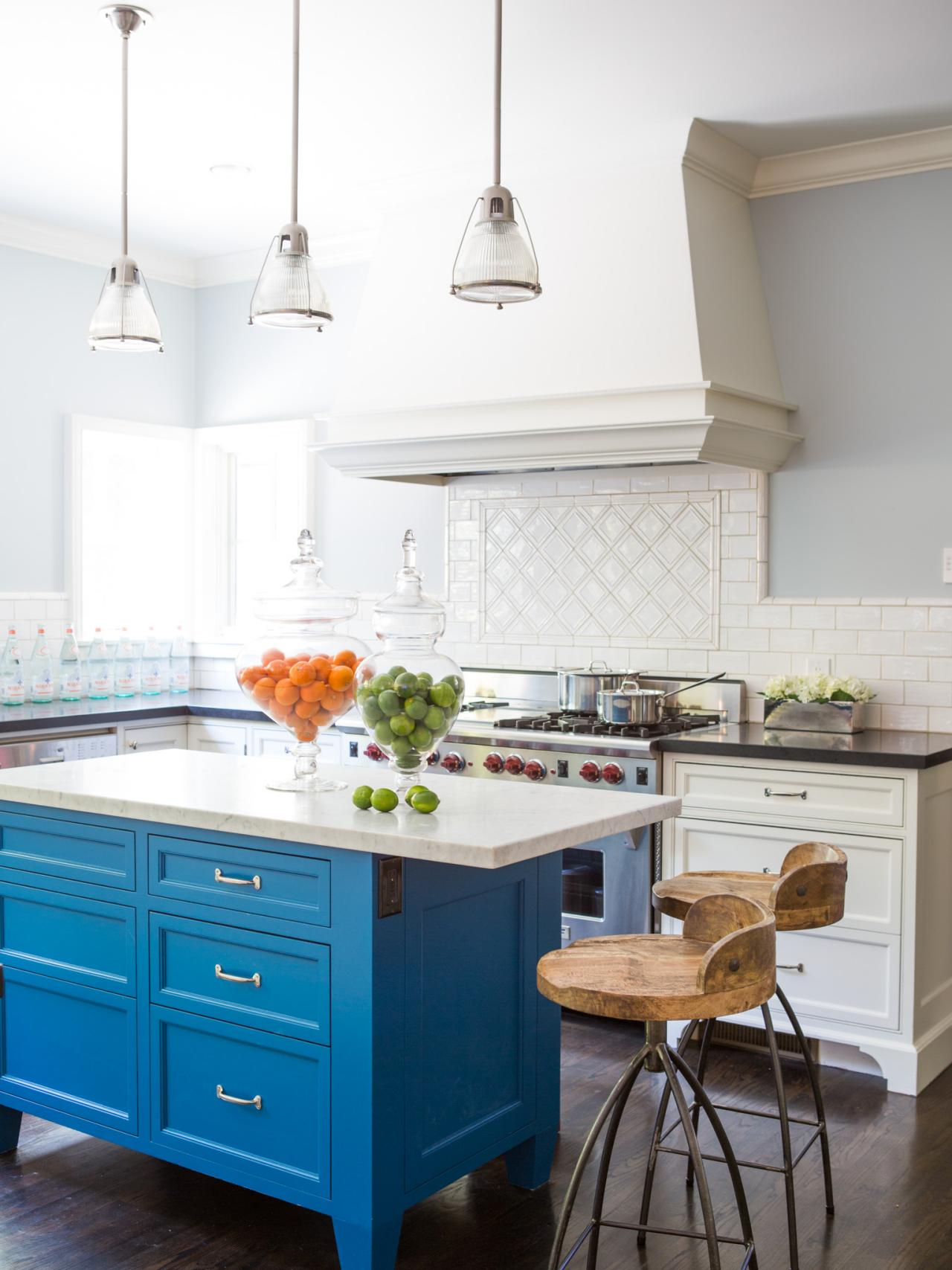 Vintage Kitchen Islands Ideas & Tips From HGTV