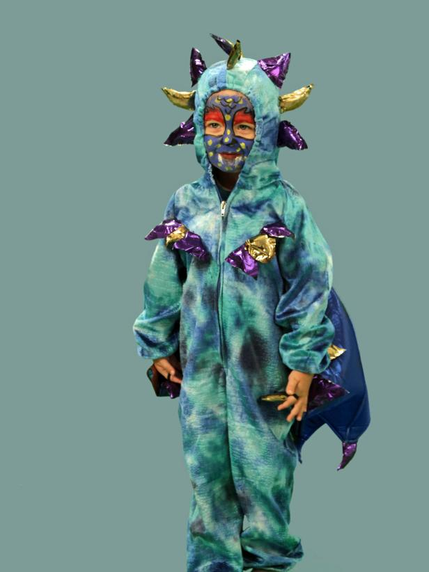 Dragon Costume for Halloween