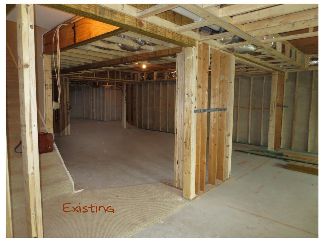 Solving Basement Design Problems HGTV