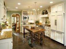 French Country Kitchen Stunning French Country Kitchens  Hgtv Design Decoration