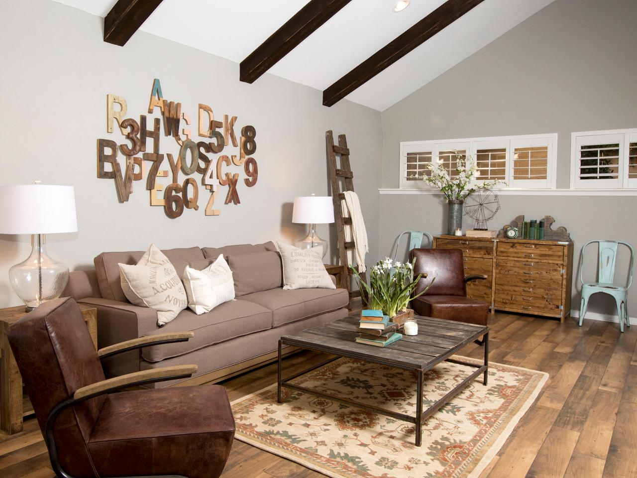 Wood Walls Living Room Design Fill Your Walls With Fixer Upper Inspired Artwork 11 Easy To
