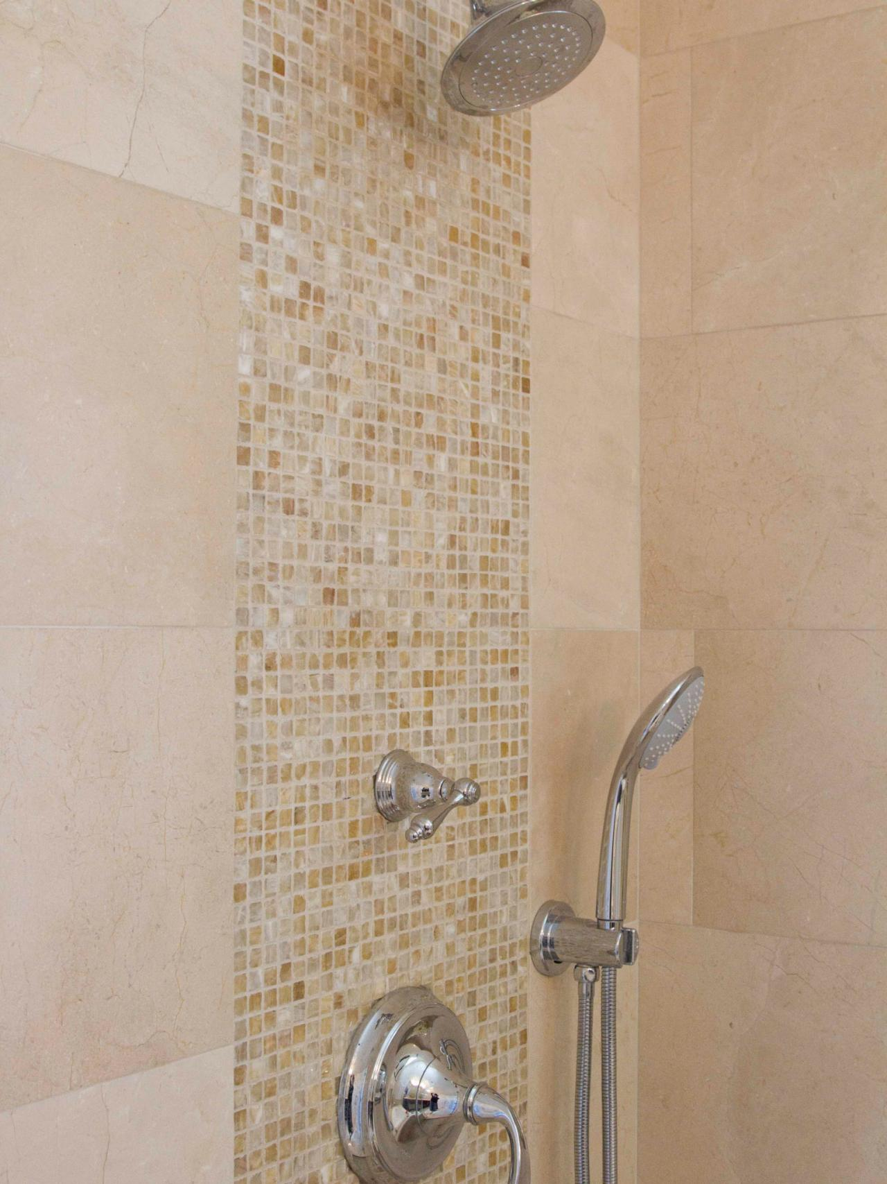 Photo page hgtv Bathroom tile ideas mosaic