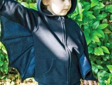 Bat Hoodie Costume: Beauty 2